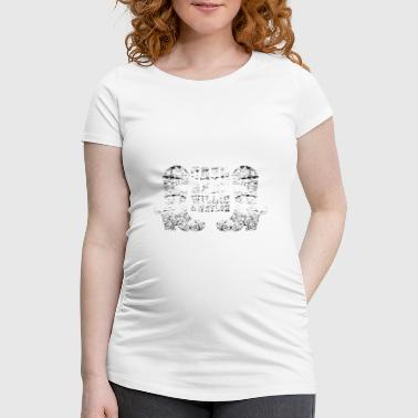 Country Boots - Women's Pregnancy T-Shirt