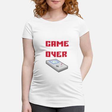 Game Over Game over - Maternity T-Shirt