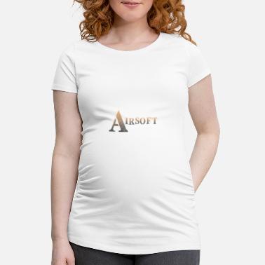 6e7b23a4572 Cadeaux Airsoft Lover Sports Lovers - T-shirt de grossesse