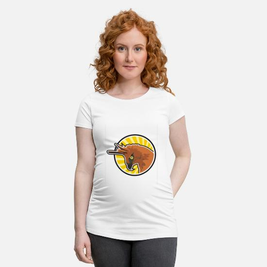 Animal Rights Activists T-Shirts - animal welfare - Maternity T-Shirt white