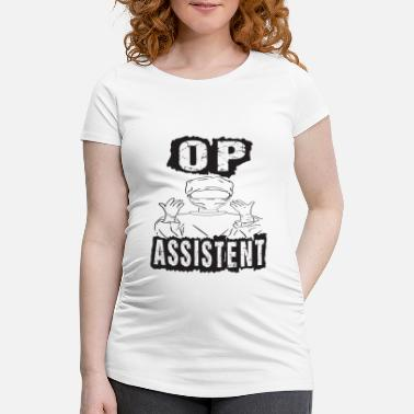 Op OP ASSISTANT - Maternity T-Shirt