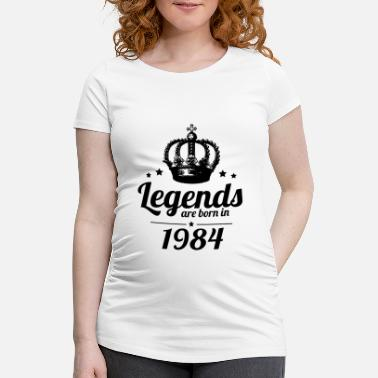 1984 Legends 1984 - Women's Pregnancy T-Shirt