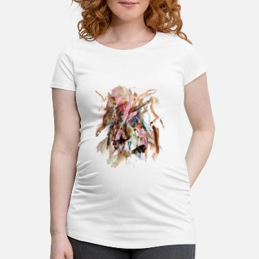 Alternative Alternative - Frauen Schwangerschafts-T-Shirt