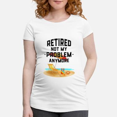 Pensioner Holiday pension pension pension guesthouse - Women's Pregnancy T-Shirt