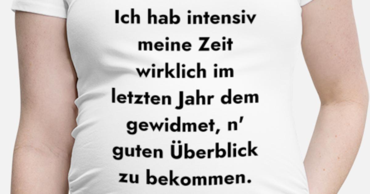 Der Gute überblick Zitat Von Anja Karliczek Schwangerschafts T Shirt Spreadshirt