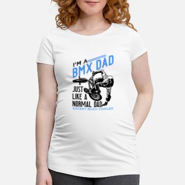 Bmx BMX Dad - Maternity T-Shirt
