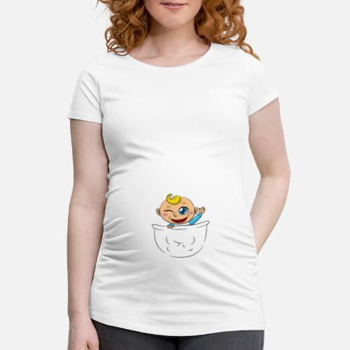 Maternity T ShirtPregnant Shirt Mother Baby Pregnant Gift