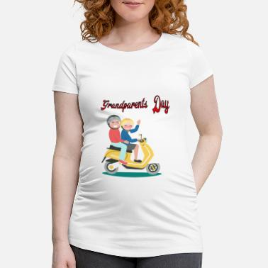 Big Day big day - Women's Pregnancy T-Shirt