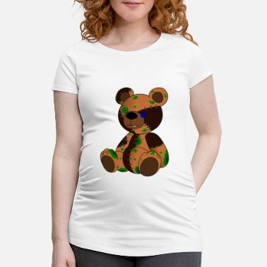 Ugly The ugly bear - Maternity T-Shirt