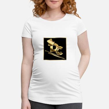 Dapper Crew with Dorc Face - Maternity T-Shirt