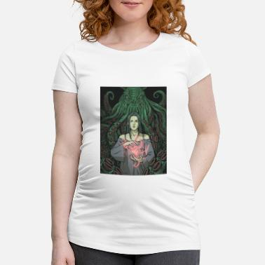 Mythical Collection V2 Lovecraft - 01 - Maternity T-Shirt