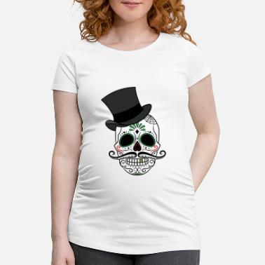 Day Of The Dead Day of the Dead - Gravid T-skjorte