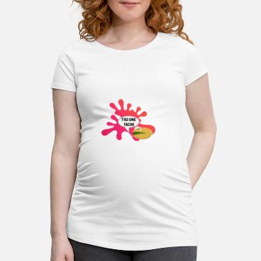 Pistachios You have a stain ... Pistachio - Women's Pregnancy T-Shirt
