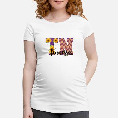 Tennessee Tennessee - Maternity T-Shirt
