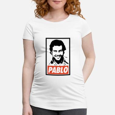 Obey Pablo Escobar Obey - Narcos - Vente-T-shirt