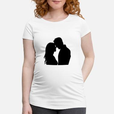 Affection affection - Maternity T-Shirt