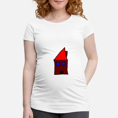 House Keeper House - Maternity T-Shirt