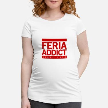 Tshirt Feria Addict - T-shirt de grossesse