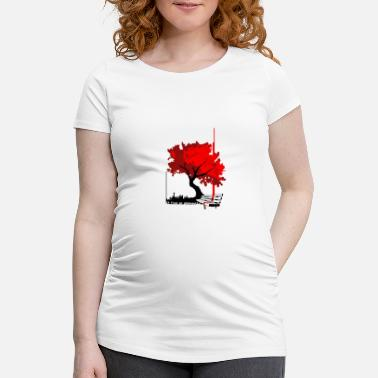 Bench bench - Maternity T-Shirt