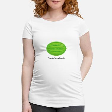 Dirty Green Dirty dancing - Women's Pregnancy T-Shirt