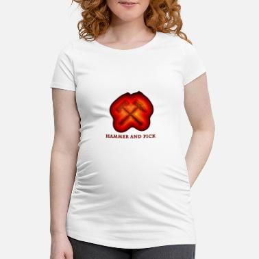 Mallet Mallets and irons - Maternity T-Shirt