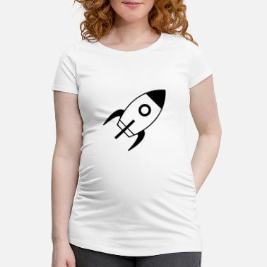 Spaceship spaceship - T-shirt de grossesse