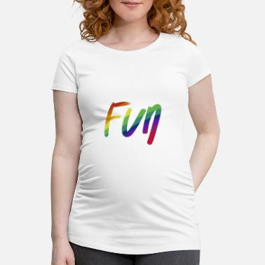Fun fun - T-shirt de grossesse