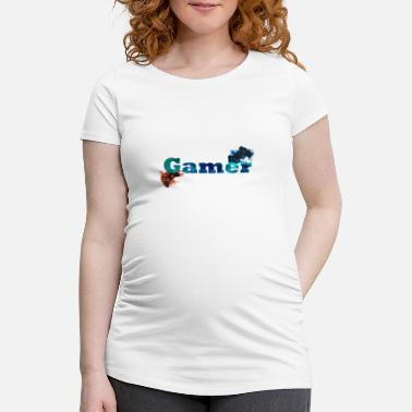 Console Consoles Gamer - Maternity T-Shirt