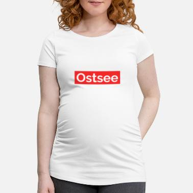 Baltic Sea Baltic Sea - Maternity T-Shirt