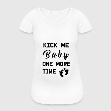 Pregnancy Baby belly baby - Women's Pregnancy T-Shirt