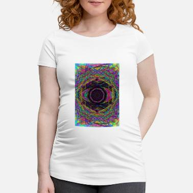 Pupil Eye Pupil - Women's Pregnancy T-Shirt