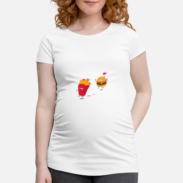 Story Love story - T-shirt de grossesse