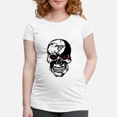 Spiral Direct mauvaises fesses T-shirt à manches longues//Motard//Tattoo//GUN //// crâne//Top