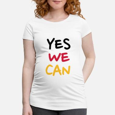 Yes We Can Yes we can - Koszulka ciążowa
