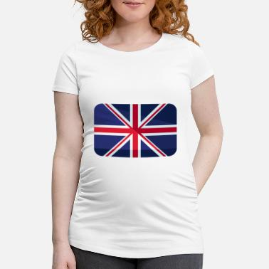 Great Britain Great Britain Flag Great Britain - Maternity T-Shirt