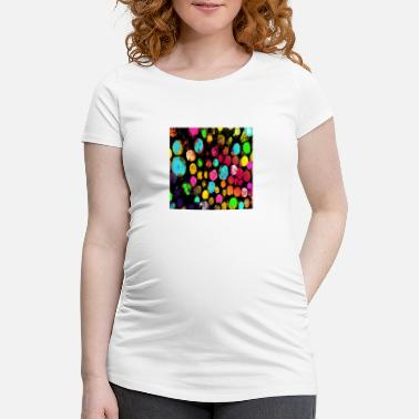 Trunk Rainbow trunks - Maternity T-Shirt