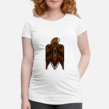 Golden Eagle Golden Eagle - Women's Pregnancy T-Shirt