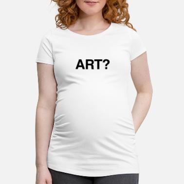 Arthawk ART - Women's Pregnancy T-Shirt