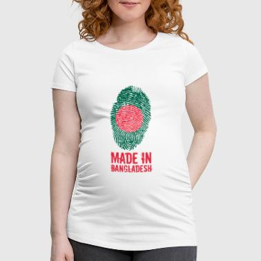 Made In Bangladesh / Bangladesh / বাংলাদেশ - T-shirt de grossesse Femme