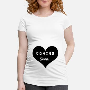 Baby Belly Pregnancy Baby belly baby - Women's Pregnancy T-Shirt