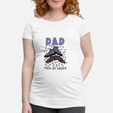 dad father dad father's day gift - Maternity T-Shirt