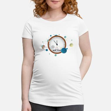 New Year New Year - New Year - Maternity T-Shirt