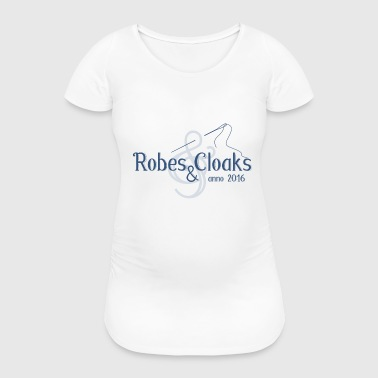 Robes and Cloaks - Women's Pregnancy T-Shirt