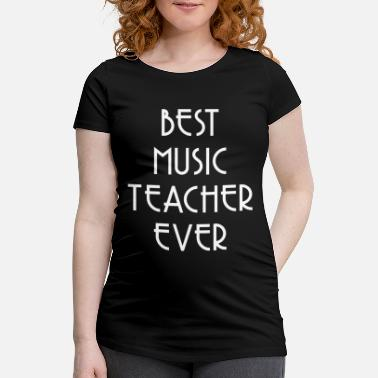 Music Teacher Music teacher music teacher - Maternity T-Shirt
