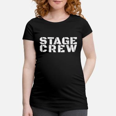 Stage theatre - Maternity T-Shirt