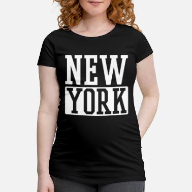 Ny New York - T-shirt de grossesse