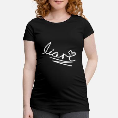 Liar liar - Maternity T-Shirt