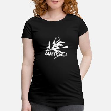 Witch Witch Witch - Maternity T-Shirt