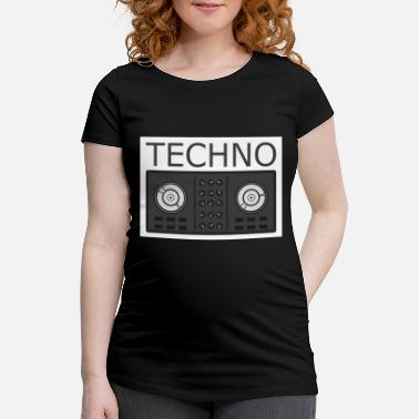 Turntable Techno Turntable - Vente-T-shirt