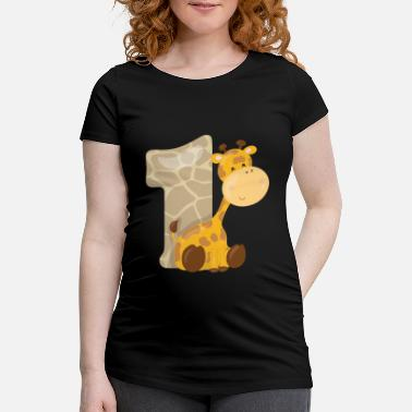 Safari SAFARI - T-shirt de grossesse
